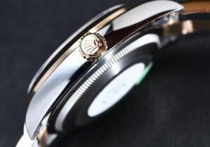 Replique Rolex Explorer Oystersteel Et Or Jaune Montres M124273-0001-04