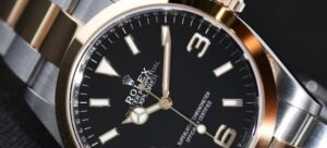 Replique Rolex Explorer Oystersteel Et Or Jaune Montres M124273-0001-01